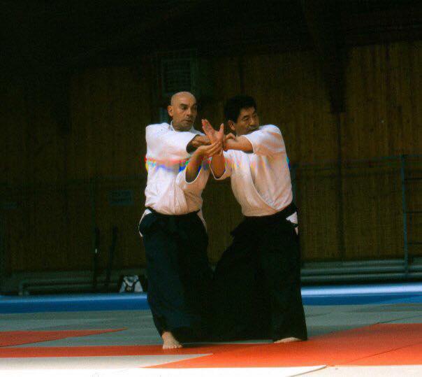 Aikido - Maestro VII Dan Guglielmo Masetti